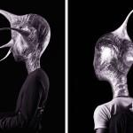 Piccardi Azzurra - Digital Aftermath Privacy - stampa fine art su dibond - dittico 60x150