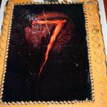 la torta Seven